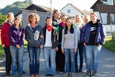 Das Team vom Stümpflhof